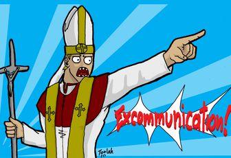 Pour Le Vatican ; mieux vaut être violée que de pratiquer une IVG