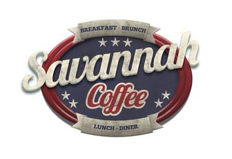Un brunch copieux à l'américaine au Savannah Coffee