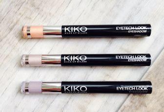 Une couleur longue durée avec Eyetech Look de Kiko