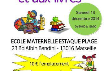 Bourse aux jouets - Ecole maternelle Bandini