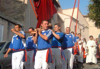 Procession de Saint Pierre Es Liens