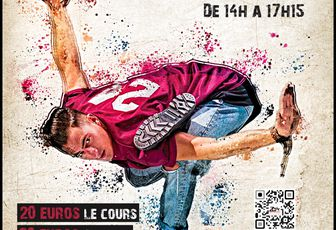 ZinArt - Stage de HipHop avec SKORPION