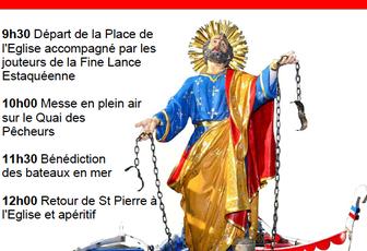 Estaque - Procession de Saint Pierre Es Liens