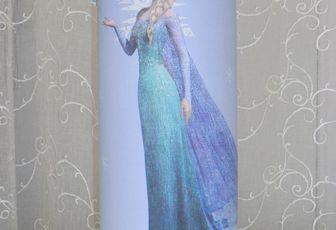 Lampe à poser Collection les Tubulines -Reine des Neiges