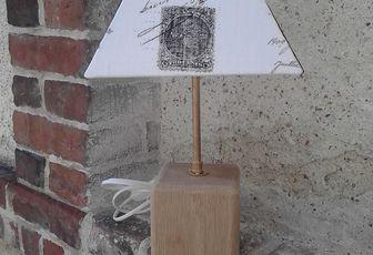 Lampe Écritures Anciennes