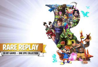 TEST de RARE REPLAY (exclusivité XBOX ONE): une compilation de remasters parfaite?