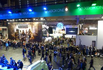 PARIS GAMES WEEK 2015: Le STAND UBISOFT