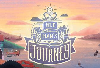 TEST d' OLD MAN'S JOURNEY (sur PC): vous êtes le peintre de cette histoire...