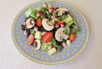 """Salade """"parisienne"""""""