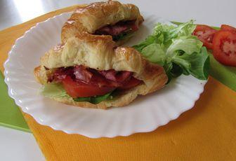 Croissant BLT