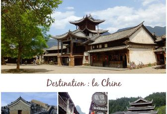 Destination : la Chine !