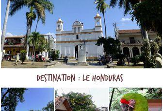 Un voyage dans la région de Copan au Honduras, ça vous tente ?