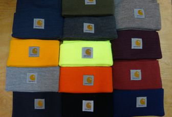 Bonnets CARHARTT Fall 2014