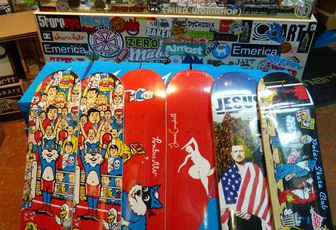 New Boards US & Euro