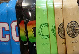 Collaps Skateboards