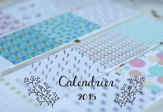Calendrier 2015 {printable}