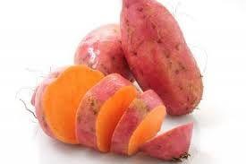 C'est de saison : La patate douce