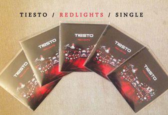 Tiësto - Red Lights / gagnez votre single