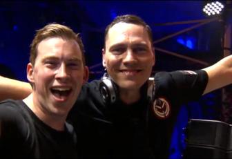 Tiësto & Hardwell live at Tomorrowland 26 july 2014