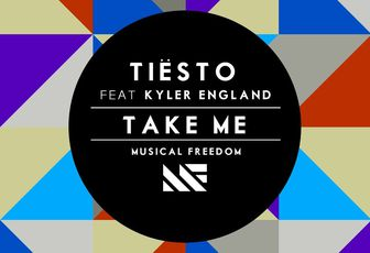 Tiësto ft. Kyler England - Take Me (Dire Remix)