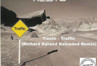 Tiesto - Traffic (Richard Durand Reloaded Remix)