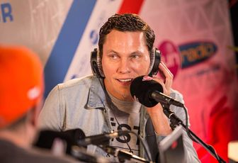 Tiësto interview vidéo - Electrobeach 2016 for Fun Radio