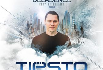 Tiësto date New Years 2017 | Decadence | Denver, Colorado - december 31, 2016