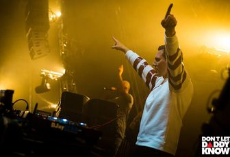 Tiësto photos | Don't Let Daddy Know | Amsterdam, Netherlands - March 03, 2017