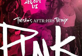 P!nk - What About Us (Tiësto's AFTR:HRS Remix)