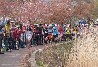 Victoires de François D'Haene et de Núria Picas sur l'Ultra Trail du Mt. Fuji