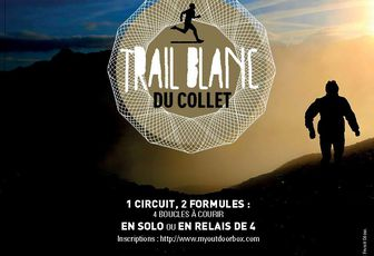 TRAIL BLANC DU COLLET