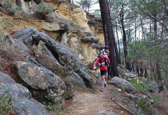 20 mars ouverture sur les pentes du Ventoux du Salomon Over the Mountain Running Challenge 2016