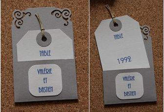 Eléments de décoration pour un mariage pas comme les autres