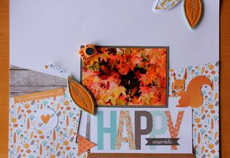 Page Automne Happy