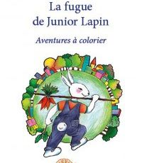 La Fugue de Junior Lapin, d'E. Delaigle