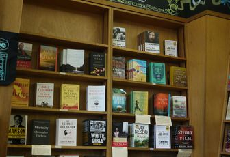 San Francisco : librairie The Booksmith