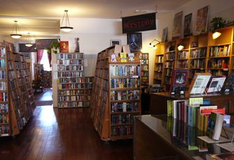 San Francisco : Borderlands, librairie SFFF