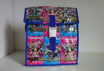 Le sac Playmobil