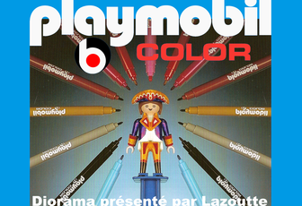 Playmobil COLOR le diorama