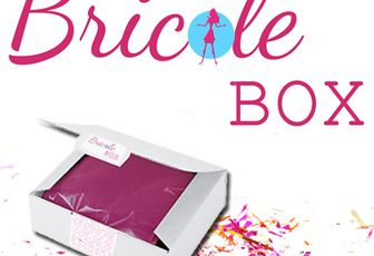 Nouvelle Bricole Box en pré-vente!