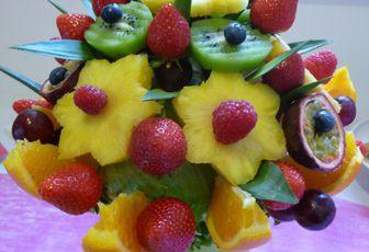 Un anniversaire avec des Fées ..... oui mais des Fées Fruitées !