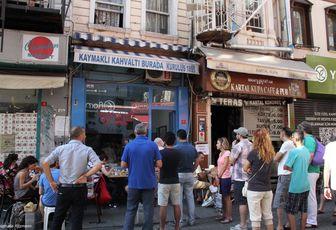 Pando kaymak à Beşiktaş tire sa révérence après 119 ans de service