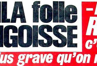 LE JOUR OU RINGO FAILLIT MOURIR