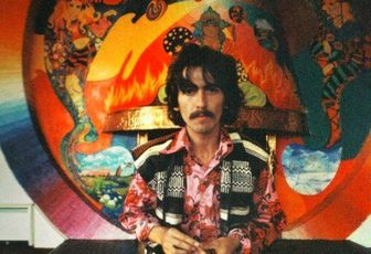 PEACE AND LOVE WITH GEORGE HARRISON