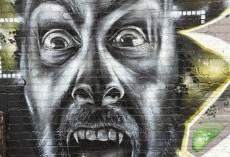 Street art américain