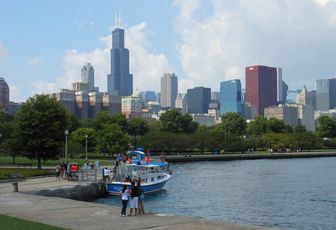 Chicago le temps d'un week-end