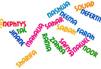 Top 25 prénoms égyptiens féminins