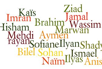 Les plus beaux prénoms arabes masculinset leurs significations