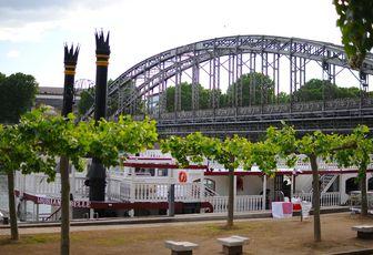 Une journée sur la Seine avec Talent Prod