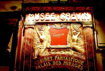 Une soirée au Musée Grévin